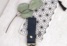 Nadya Natalia & Yudhis Wongso - Keychain by Rove Gift