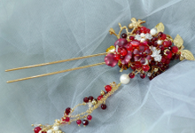 """ALANA"" chinese hairpin by Naela Indonesia"