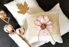 Favorite Rustic Wedding Flowers by visylviaflorist