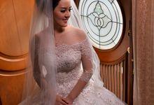 Erwin & Angie Wedding by evelingunawijaya