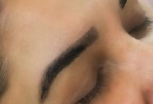 Brow Henna Tinting Services by Nakreze Mehndi