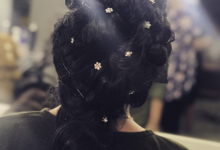 Hair & Makeup by Nakreze Mehndi