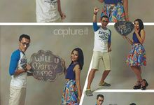 Rock Your February With Love! by CaptureIt Surabaya