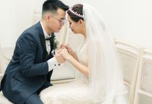 Pinky + Sherly by Juno Wedding Planner