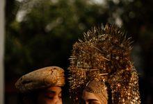 Namira & Aldi Wedding at The Alwynn by AKSA Creative