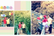 Nana & Ipank Prewedding by Aksi Photography