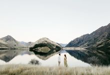 Nanda & Jessica Prewedding by ANTHEIA PHOTOGRAPHY