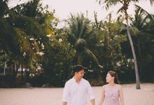 Nicholas & Shu Hui Photoshoot by Yipmage Moments