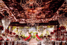 Baroque Ceiling by Narcissus Catering & Event Styling