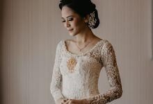 Nasya & Agyl Wedding at Menara Mandiri by AKSA Creative