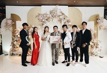 Wedding of Andrew & Clarissa by SC Wedding Organizer