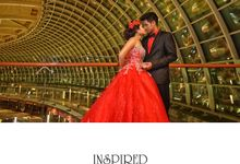 Natasya & Radix Prewedding Shots by INSPIRED PHOTOGRAPHY