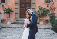 Certaldo elopement in Tuscany  by Italian weddings by Natalia