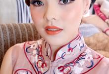 Ms Cassandra Senjaya by Nataliang MUA and Academy
