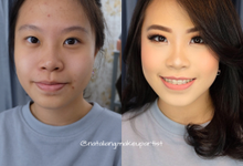 Self Makeup Class Student by Nataliang MUA and Academy