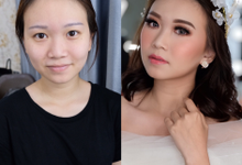Pre Wedding Makeup  by Nataliang MUA and Academy