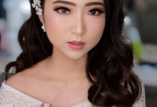 Bride Ms Gaby by Nataliang MUA and Academy