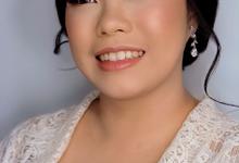 Bride Lidya by Nataliang MUA and Academy