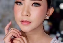 Bride Makeup Ms Fely by Nataliang MUA and Academy