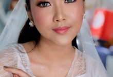 Bride Makeup Ms. Vina by Nataliang MUA and Academy
