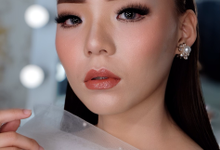Pre Wedding Makeup Ms Crystal by Nataliang MUA and Academy