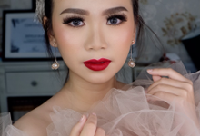 Prewed Looks Makeup by Nataliang MUA and Academy