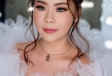 Wedding Makeup For Ms Gita by Nataliang MUA and Academy