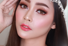 Thailand Bridal Look by Natcha Makeup Studio