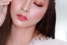 Thailand Bridal Look by Natcha Makeup Studio