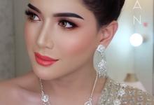 Thai Bridal makeup  by Natcha Makeup Studio