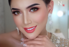 Thai Bridal makeup  by Natcha Makeup Studio