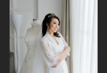 Bride Ms Bella  by Natcha Makeup Studio
