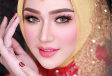 Bridal Makeup promo disc up to 70%  by Natcha Makeup Studio