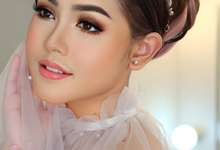 International makeup bridal  by Natcha Makeup Studio