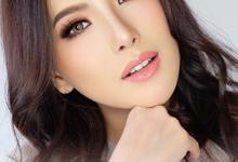 Makeup International bride  by Natcha Makeup Studio