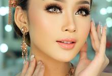 Makeup Bride  by Natcha Makeup Studio