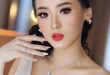 Ms Dessyca Wedding  by Natcha Makeup Studio