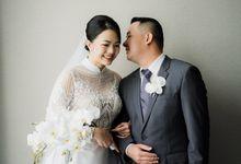 NATHAN & JESSICA WEDDING by Enfocar