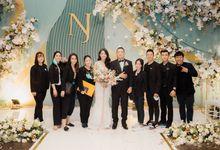 Wedding Nathan & Jessica by Priceless Wedding Planner & Organizer