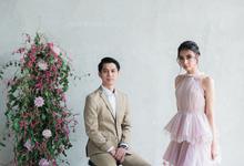 MR. ANDRI & MRS. CATHERINE ❤️ by Nathanya.cia
