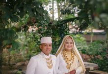 Wedding of Lia and Dedek by Native Visual