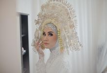 The Wedding of Fadhil & Izzi by Native Visual
