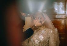 The wedding of Brenda & Widya by Native Visual