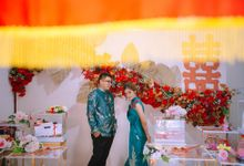 The Wedding of Michelle and Andry by Native Visual