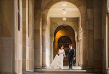 Prewedding of Natsuki and Rob (Engagement Session Brisbane Australia) by oolphoto