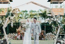 Outdoor Venue by Drupadi Wedding Organizer