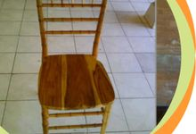 Tiffany Chairs by Bali Kei Hire