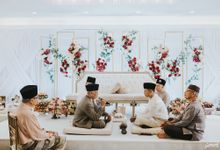 Actual Day Wedding of Naufal and Syahirah by Colossal Weddings