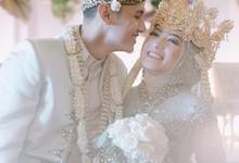 The Wedding of Lita & Reza  by Nazmee Wedding Organizer
