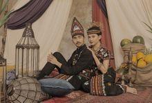 Nadhif & Berlian by Leo Vir